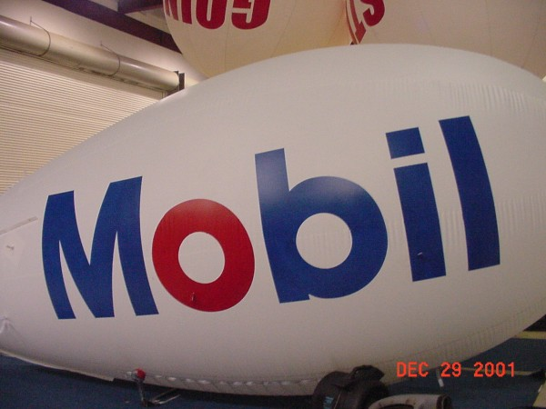 Major Brand Blimp