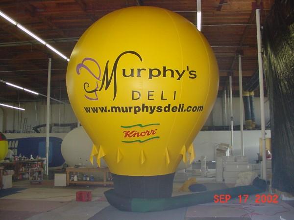 Deli Promo Balloon
