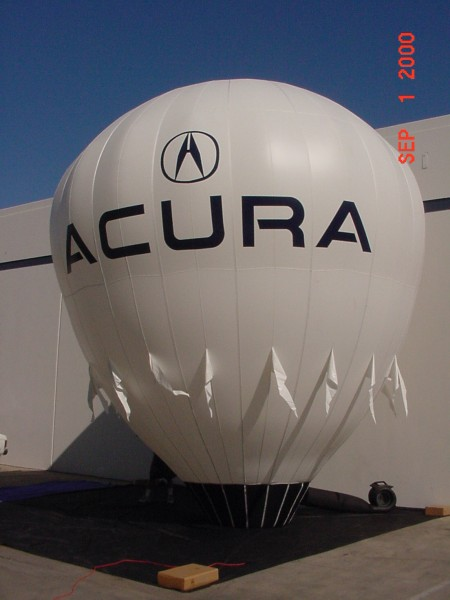 Auto Balloon