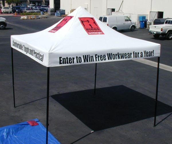 Pop-up Promotional Tents