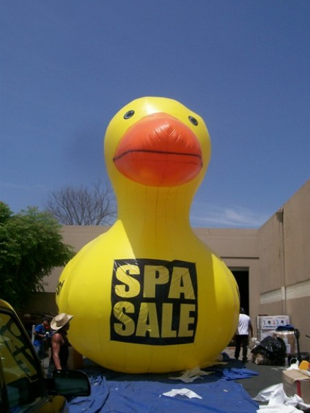 Duck Inflatable