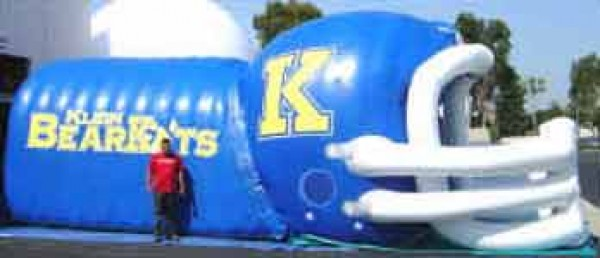 Team Tunnel Inflatables