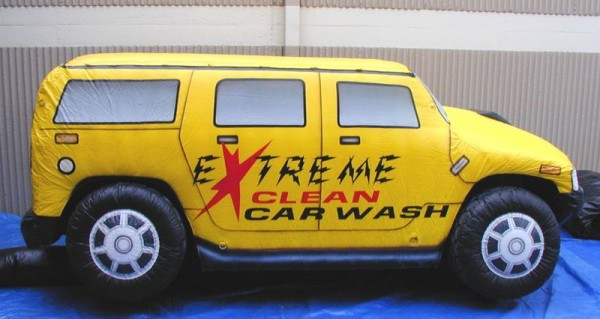 Inflatable Hummer