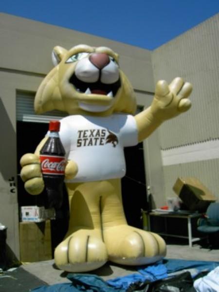 Wild Cat Inflatable