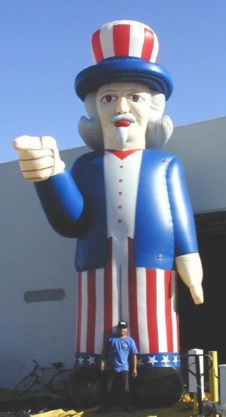 Patriotic Inflatables