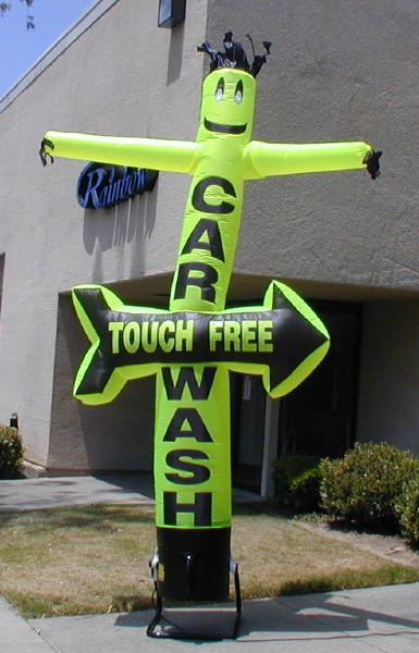 Car Wash Arrow Dancer