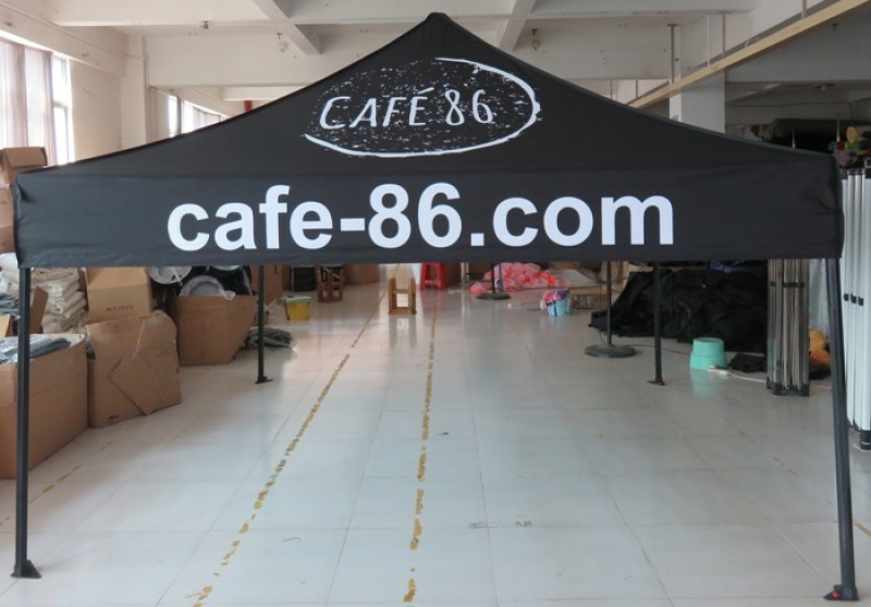advertising tent